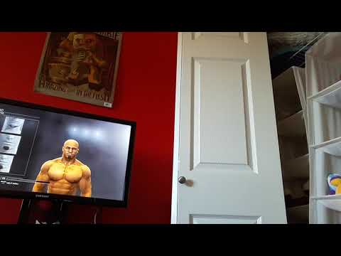 How I Make Rey Mysterio In WWE 2K17 (PS3)