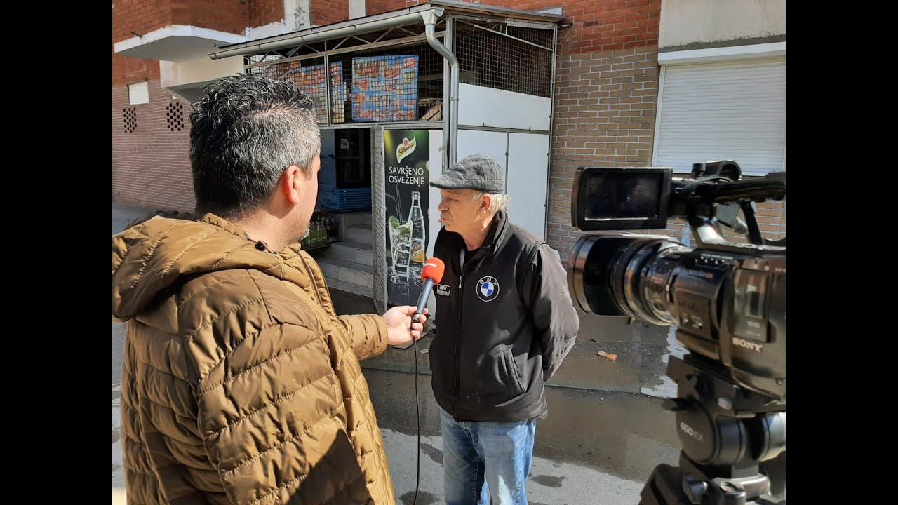 Ni za probleme stanara zgrade u ulici 29. Novembra nadležni u Tutinu nemaju  sluha - YouTube