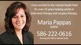 Maria Pappas, LMSW - Metamorphosis Counseling