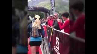 Alpine mountain race 26km (Glacier Pitztal) Tirol