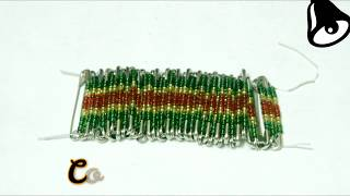 How To Create a Gorgeous Safety Pin Fashion Bracelet - DIY Style Tutorial | Jewellery Making