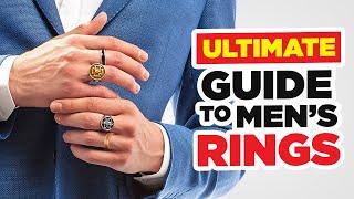 ULTIMATE Guide To Rings | Gold Vs Silver Vs Platinum Vs Tungsten