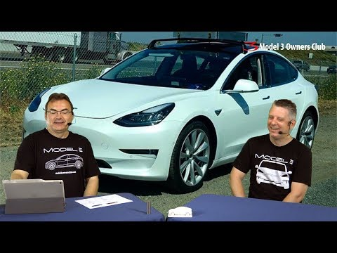 Model 3 Owners Club Show Episode 17 | Model 3 Owners Club