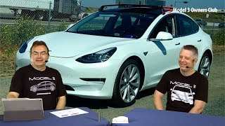Model 3 Owners Club Show Episode 17   Model 3 Owners Club