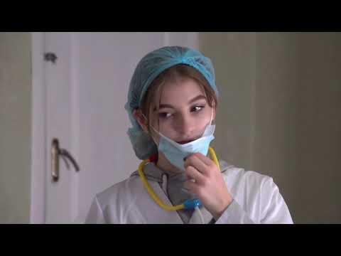 Кристина и капризный пациент у доктора