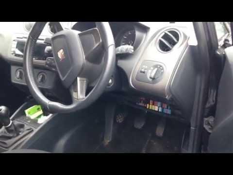 Seat Ibiza Mk Obd Diagnostic Port Location Video