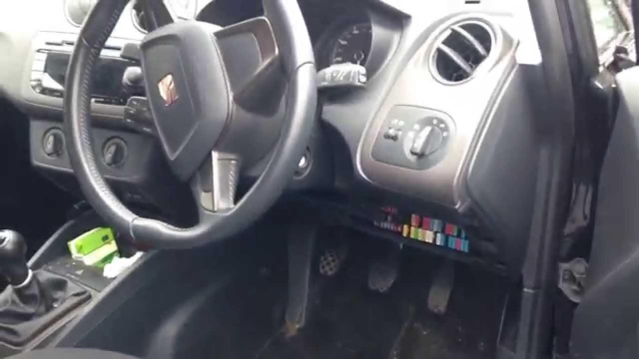 Obd2 Wiring Diagram Atv Winch Relay Seat Ibiza Mk4 Diagnostic Port Location Video 2008 2015 Youtube