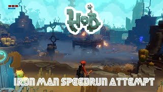 Hob Iron Man Speedrun (Gameplay Only) PC