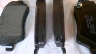 Тормозные колодки P59050 BREMBO