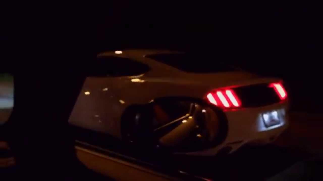 2015 Mustang GT 50 Stock vs 2014 Challenger RT 57 Boltons