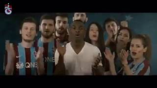 Trabzonsporun Futbolcuları 39;39;Biz Dar Sokaklarında39;39;