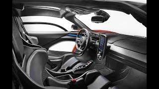 New McLaren Senna Concept 2019 - 2020 Review, Photos, Exhibition, Exterior and Interior