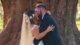 Caitlin&Kevin Hightlight Wedding Film-Santa Fe River Ranch 2018