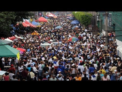 WHAT'S HAPPENING IN EL SALVADOR? TIMELINE MARCH 12 2014