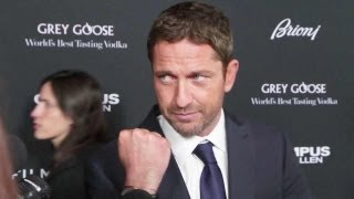 Olympus Has Fallen Premiere - Gerard Butler, Morgan Freeman & More!