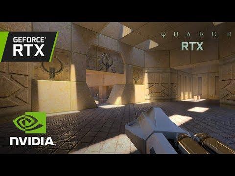 Quake II RTX: Official Announce Trailer
