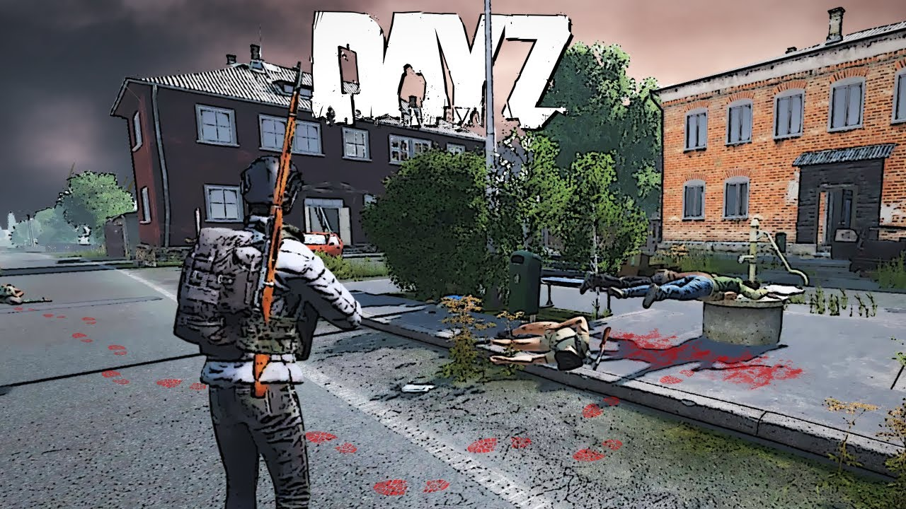 Tracking down a HIDDEN Freshie-Killing Well Camper in DayZ...