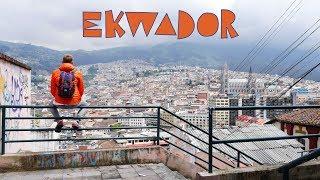 Poszedłem na spacer po równiku | Ekwador