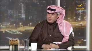 الكاتب السعودي حماد السهلي يطالب عبر ياهلا بإنشاء مجلس