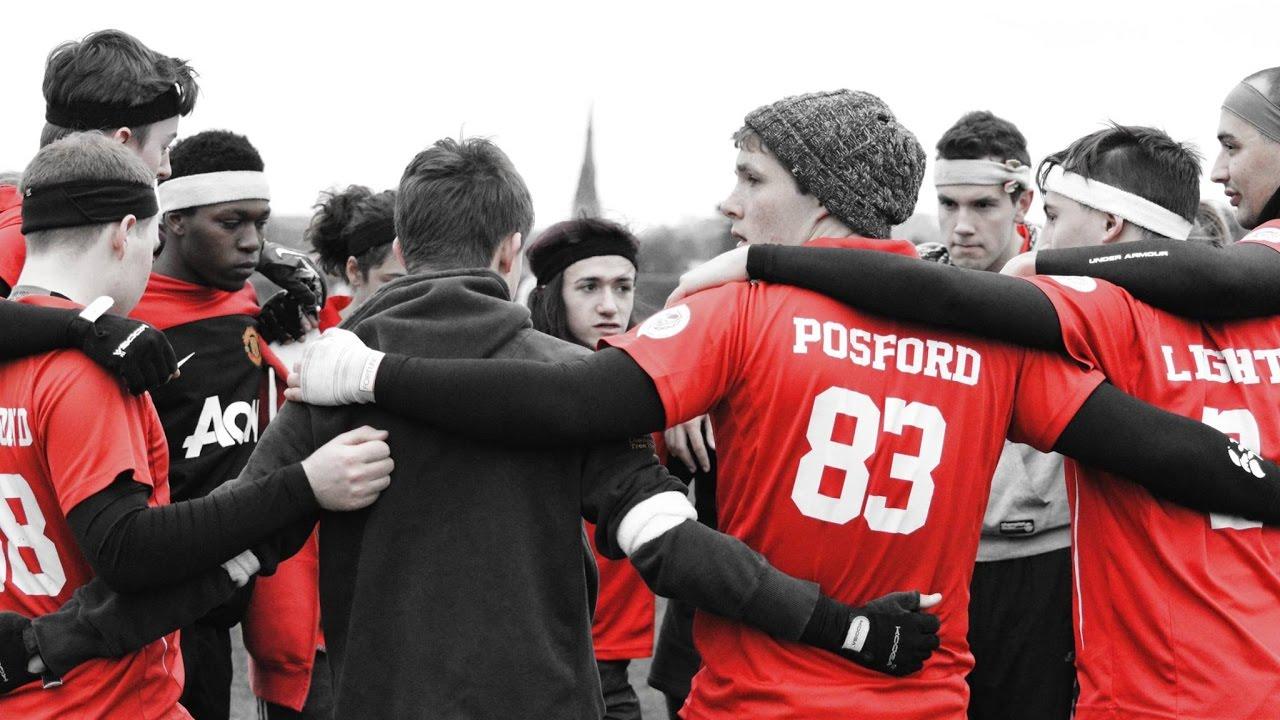 Fraser Posford- Quidditch Highlight Reel