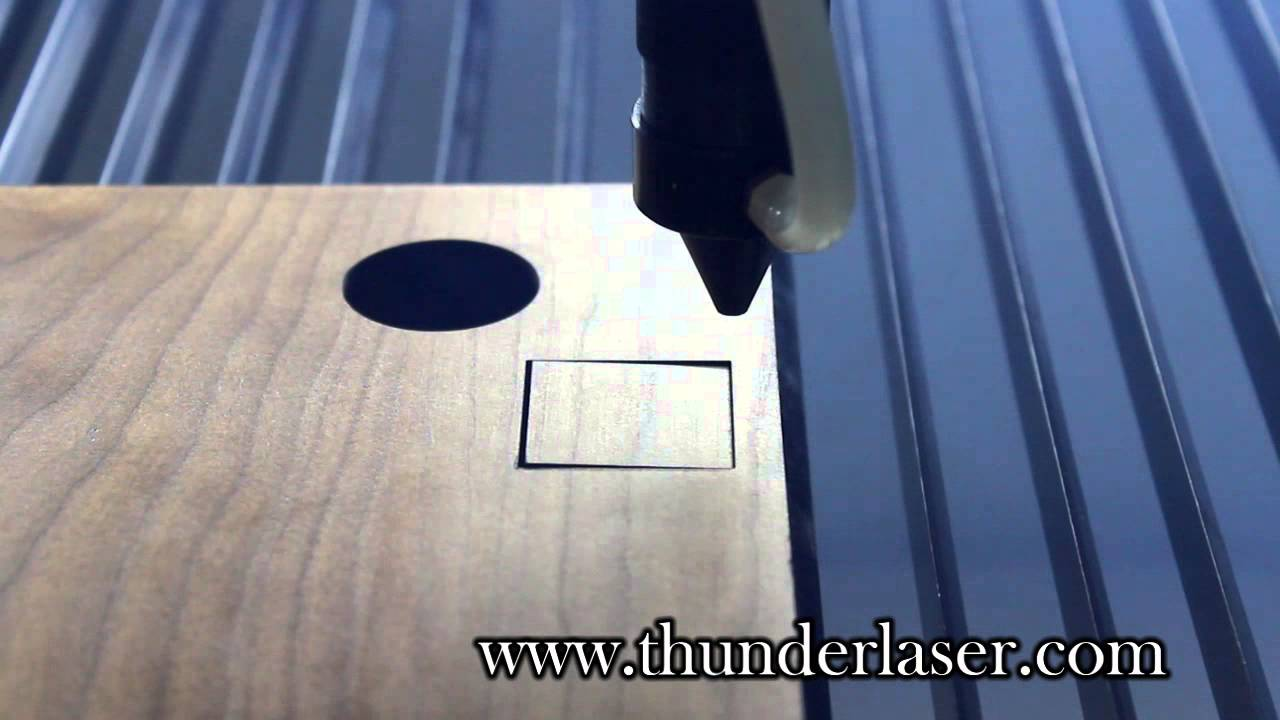 What laser cutter can create wood laser cutting 18mm hard wood