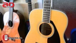 Kho đàn Guitar Nhật bản cũ - Bán đàn Guitar   Piano24h.vn