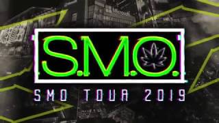 SMOKE ME OUT TOUR 2019 (EN VIVO)