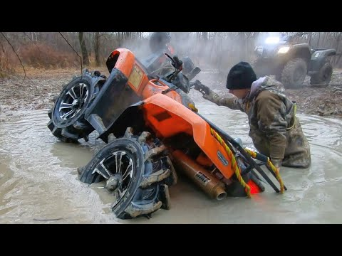 Honda Rancher in Trouble!