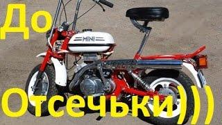 Мотоциклы до отсечки