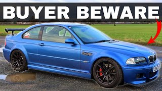 WATCH THIS Before Buying an e46 M3 - Buyers Guide & Review Inside