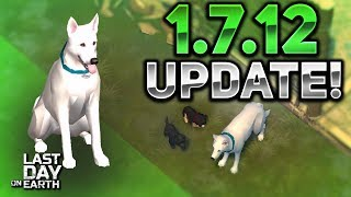Video PUPPYS & DOG UPDATE! 1.7.12 UPDATE REVIEW! - Last Day On Earth: Survival download MP3, 3GP, MP4, WEBM, AVI, FLV Oktober 2018