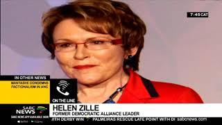 Helen Zille on her return to politics