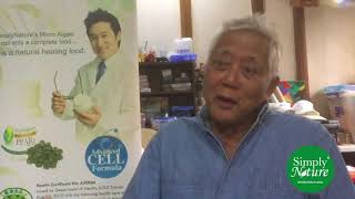 SimplyNature PPARs help Dr Gavino treat Stage 4 Prostate cancer.