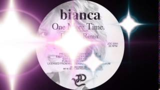 Bianca - One More Time (Disconet Remix) JDC Records 1987
