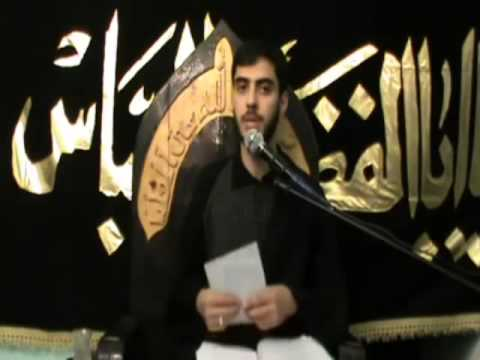 Kerbelayi Agadadas   Imamet behsi, Qedir...
