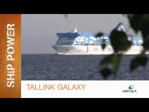 Powering Cruise & Ferry ships | Wärtsilä