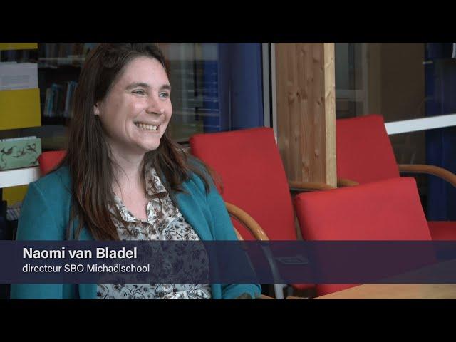 Directeur Naomi van Bladel investeert in medewerkers met het Next Level Program - Into Academy
