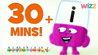 """Phonics   Learn to Read   The Letter """"I""""   Fun with the Alphabet"""