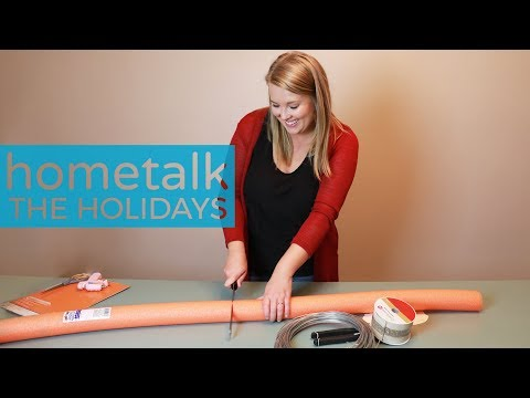 Holiday Front Porch DIY Decor | Hometalk the Holidays