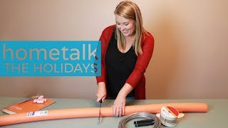 Holiday Front Porch DIY Decor | Hometalk the Holidays