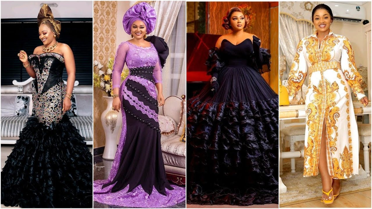 Download Actress Mercy Aigbe - Top 60 Owambe And Casual Dress Style Catalogue