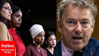 'Haven't Read Their History': Rand Paul Calls Out 'The Squad,' Socialism In Democratic Party