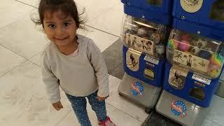 Renkli Top Makinesi Paramızı Almadı Anne Çok Şaşırdı Eğlenceli Çocuk Videosu