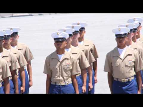 MCRD Graduation Ceremony