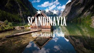SCANDINAVIA   Backpacking (Denmark, Sweden, Norway)   GoPro Hero 4 1080p HD
