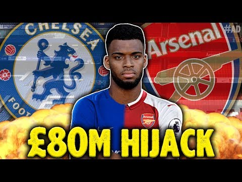 REVEALED: Chelsea To HIJACK Arsenal's £80M Deal For Thomas L