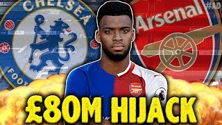 REVEALED: Chelsea To HIJACK Arsenal's £80M Deal For Thomas Lemar?! | Fan Hour