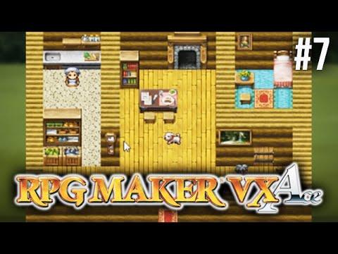 Tuto RPG Maker VX Ace #7 - Création d'evenements |