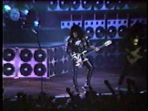 Kiss: Live In Copenhagen, DK 1988