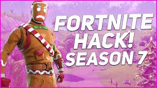 NEW FORTNITE HACK 7 SEASON AIMBOT, WALLHACK, ESP 2019